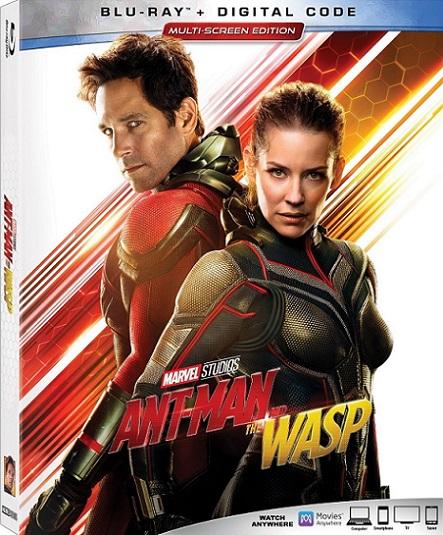 Ant-Man and the Wasp (El Hombre Hormiga y La Avispa) (2018) m1080p BDRip 12GB mkv Dual Audio DTS-HD 7.1 ch