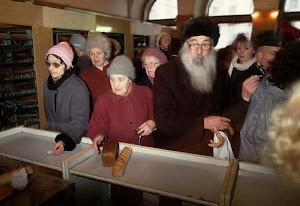 Schaarste in de Sovjet-Unie