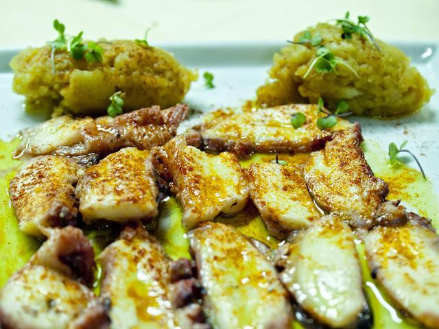 Pulpo - Restaurante Begoña