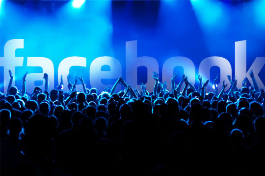 why marketers can't ignore facebook audiences - Why Massive Facebook Users Are Valuable To Marketers In 2014 [INFOGRAPHIC]