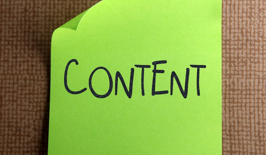 The Quest For Great Content - #contentmarketing