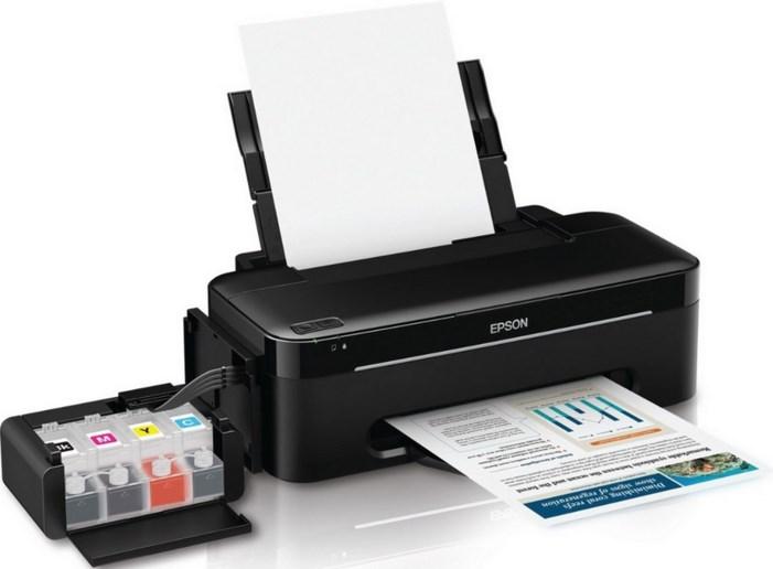 Скачать драйвер на принтер epson l110 series