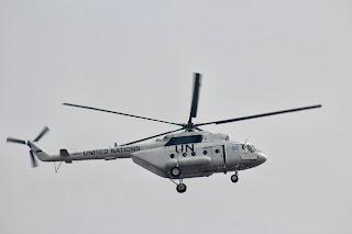 Helikopter UN