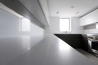 Minimal USA VERVE Kitchen UES Private Residence
