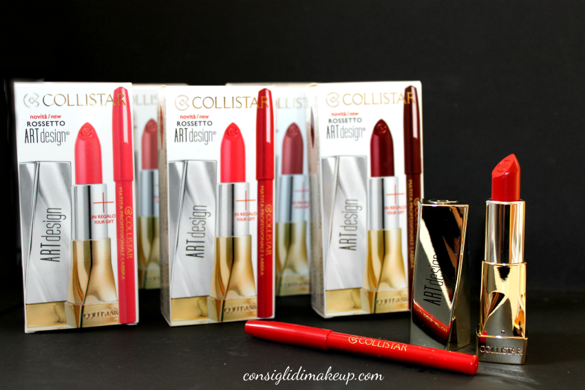 Collistar Rossetti ARTDesign [ Review & Swatches ]
