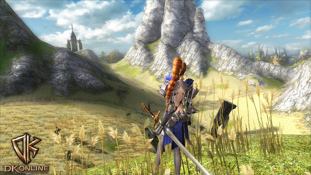 Summary: DK Online is a completely free-to-play anime-styled MMORPG. It was developed by SG Internet in conjunction with RPG Factory and published by Aeria Games. It was developed by SG Internet in conjunction with RPG Factory and published by Aeria Games.