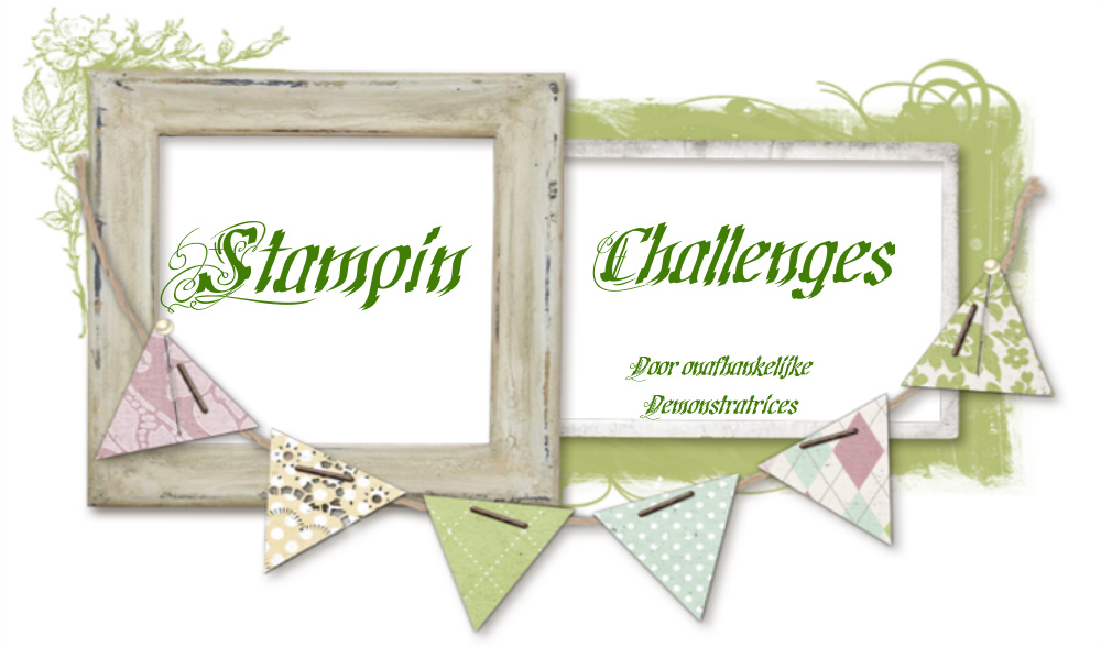 Stampin Challenges