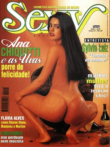 Ana Chiquitti - Sexy  1997