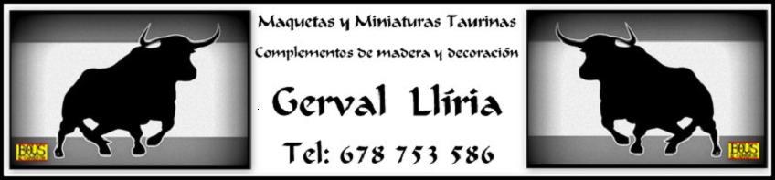 Miniaturas y Maquetas Taurinas