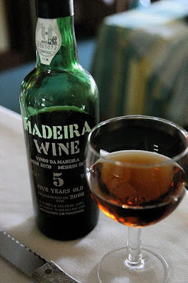 Famous Madeira Wine