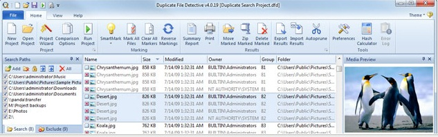 Arief Share: Free Download Duplicate File Detective 4.3.54