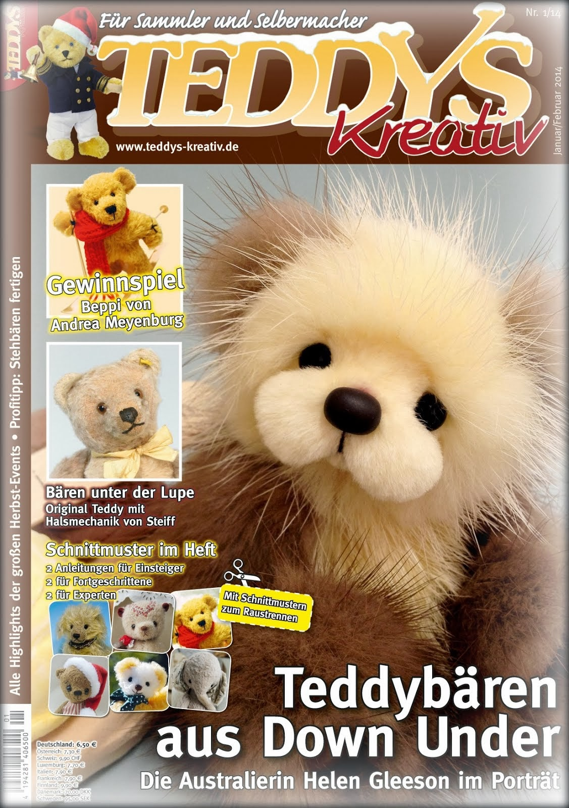 Teddys Kreative cover