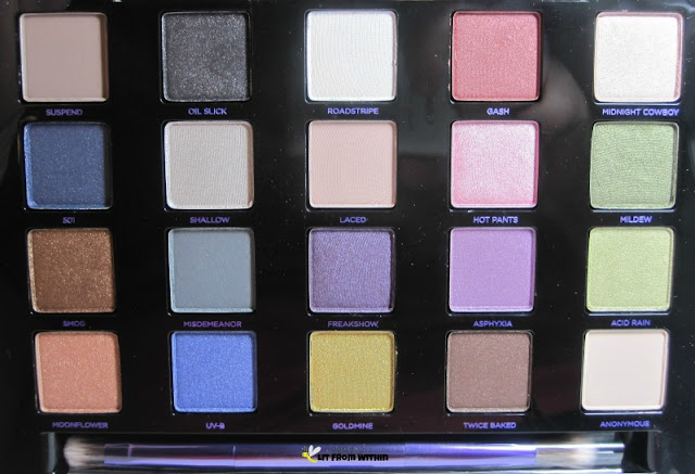 Urban Decay Vice XX Reloaded