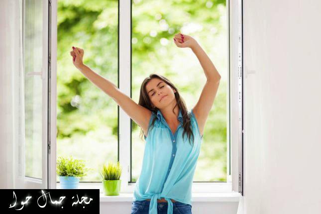 10 عادات تحسن المزاج صباحاً