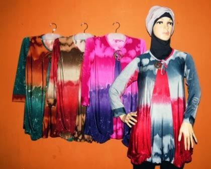 Baju Kaos Korea Murah BKM2046 - Grosir Baju Muslim Murah Tanah Abang