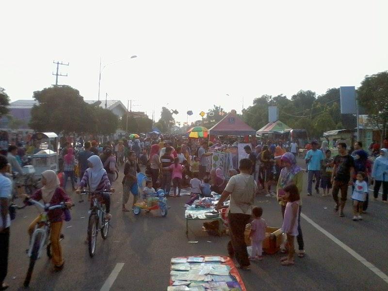 Ramai : Tuban Car Free Day