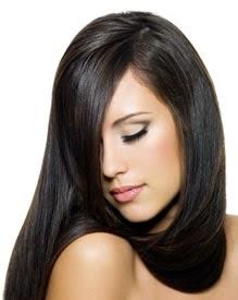 dolgun saçlar için doğal saç maskesi