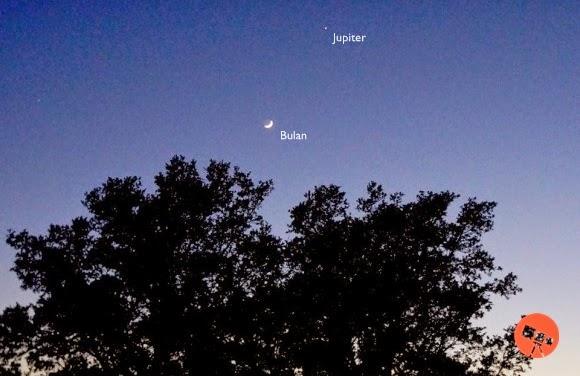 Lima Planet Tata Surya Bakal Menghiasi Langit Sepanjang Februari 2015