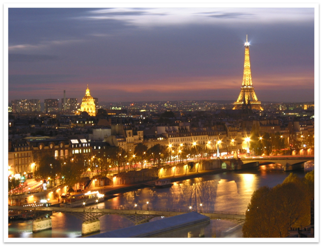 1 night on paris: