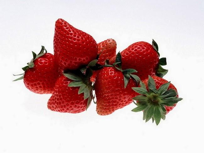 Если любимый фрукт (ягода) клубника, тест