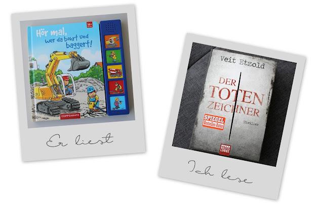 Buchvorstellung Kinderbuch und der Totenzeichner