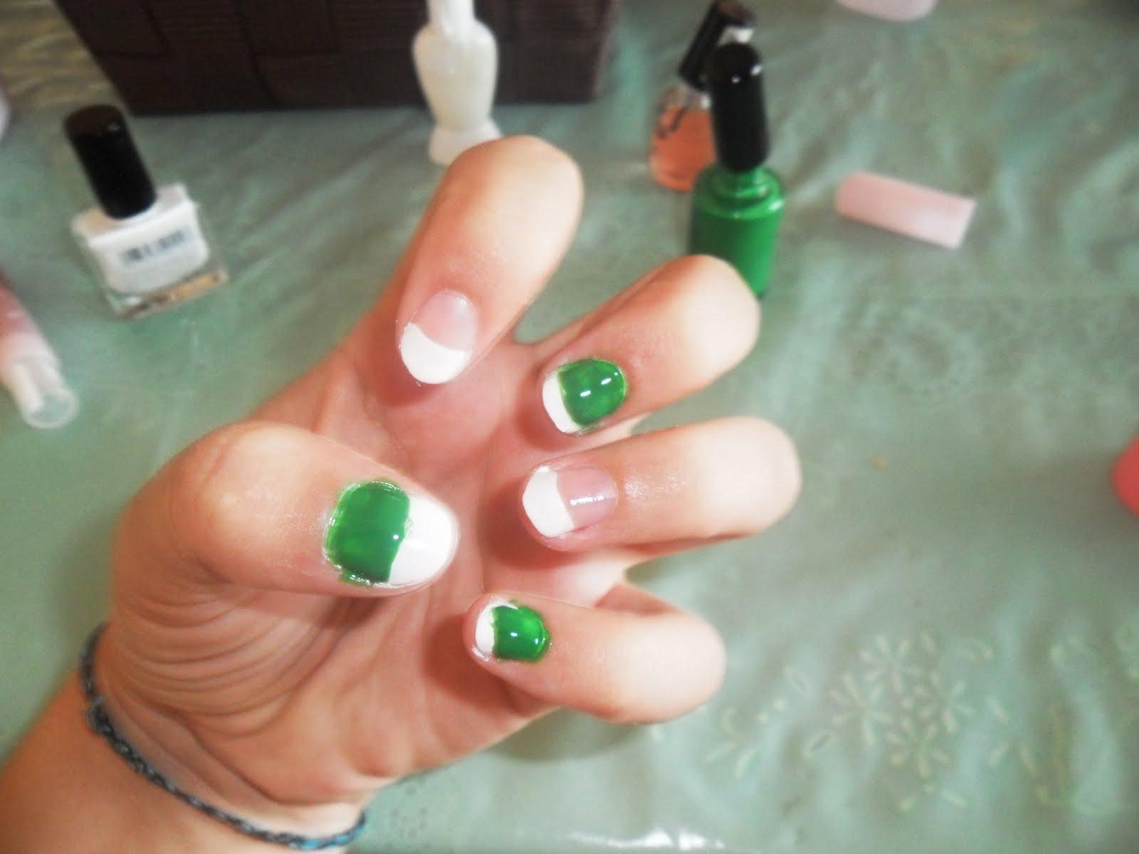 Decoración de uñas: julio 2012
