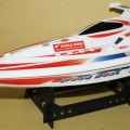 Mainan Speed Boat Remote Control Berkecepatan Ganda