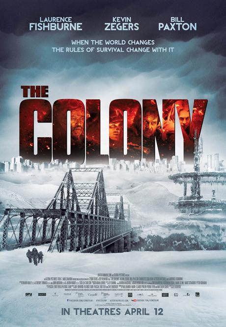 The Colony: el nuevo film ci-fi de Laurence Fishburne