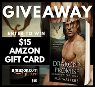 Drakon's Promise Review/Giveaway Tour