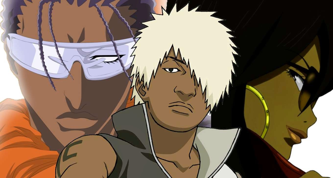 N Anime Character : The gallery for gt dark skinned anime characters