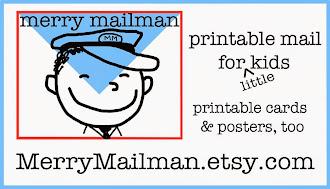 Merry Mailman Etsy Shop