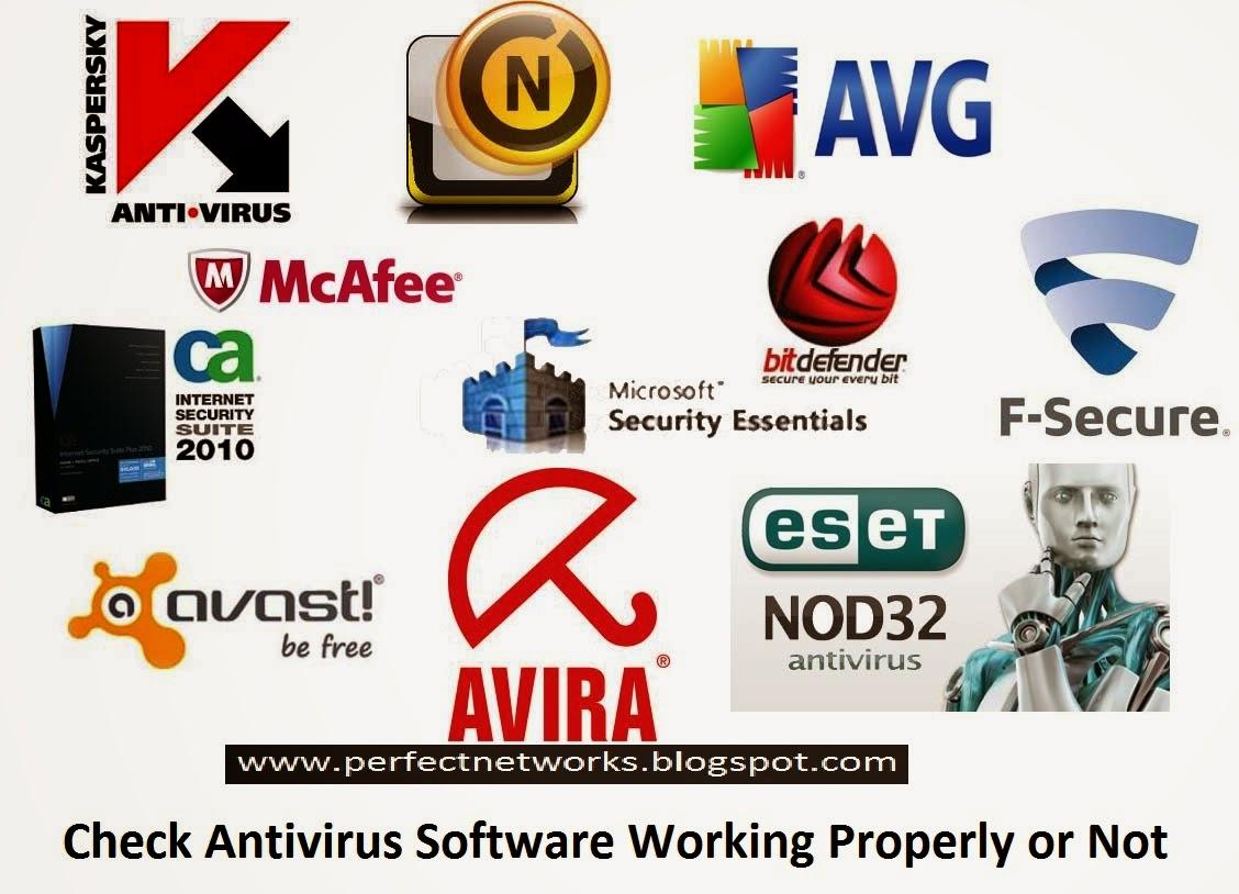 How to check antivirus 33