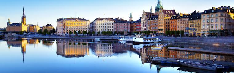La ciudad de Estocolmo, Suecia - Foto tomada de www.skyscanner.se
