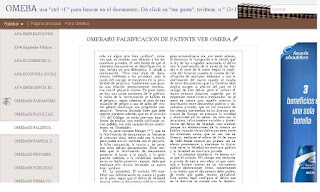 Omeba Diccionario Jurídico online diccionario omeba en line