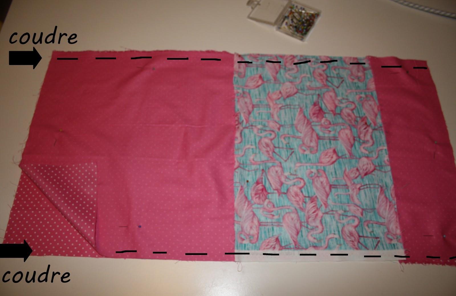 Orelane mon tuto de sac facile pour d butante ou nulle en - Tuto sac tricot en tissu ...