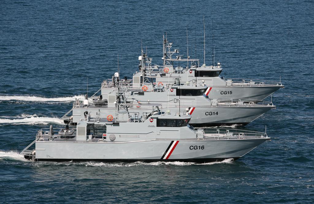 Armée de  la République de Trinité-et-Tobago /Republic of Trinidad and Tobago armed forces  FPV1