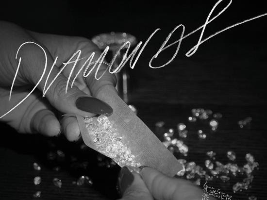 Rihanna's New Single 'Diamonds'