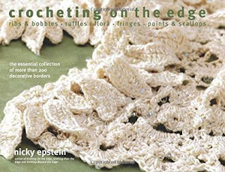 Crocheting on the Edge cover