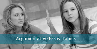 What is a great argumentative topic on health?