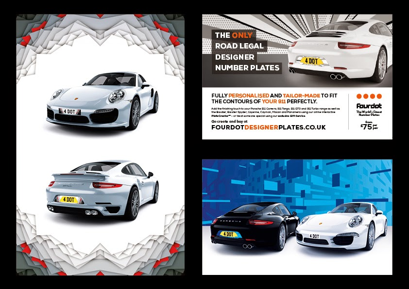 Layout work | Total 911 Advert & Editorial Content