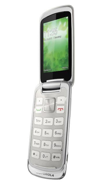 Motorola Gleam open