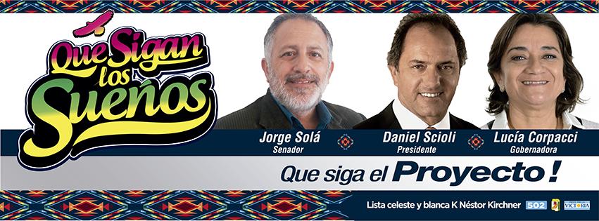 Jorge Solá Jais Senador