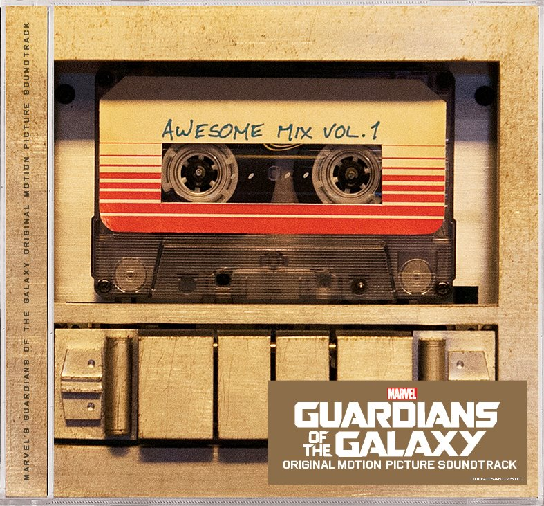Guardians of the Galaxy, music, giveaway, Disney,