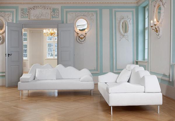 Funky furniture by bruehl dome morning dew modern for Funky designer furniture