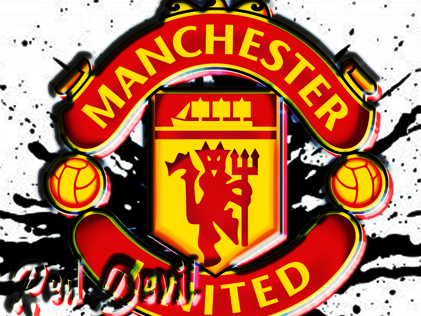 All wallpapers manchester united logo manchester united voltagebd Gallery