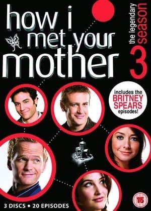 Como Eu Conheci Sua Mãe - 3ª Temporada Séries Torrent Download onde eu baixo