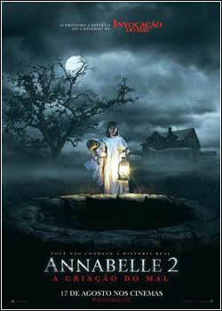 Baixar Annabelle 2: A Criação do Mal Dublado Grátis