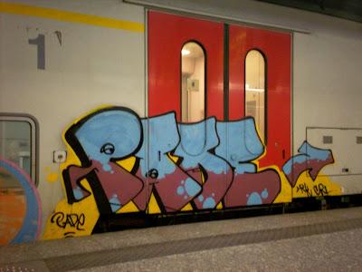 Pade graffiti