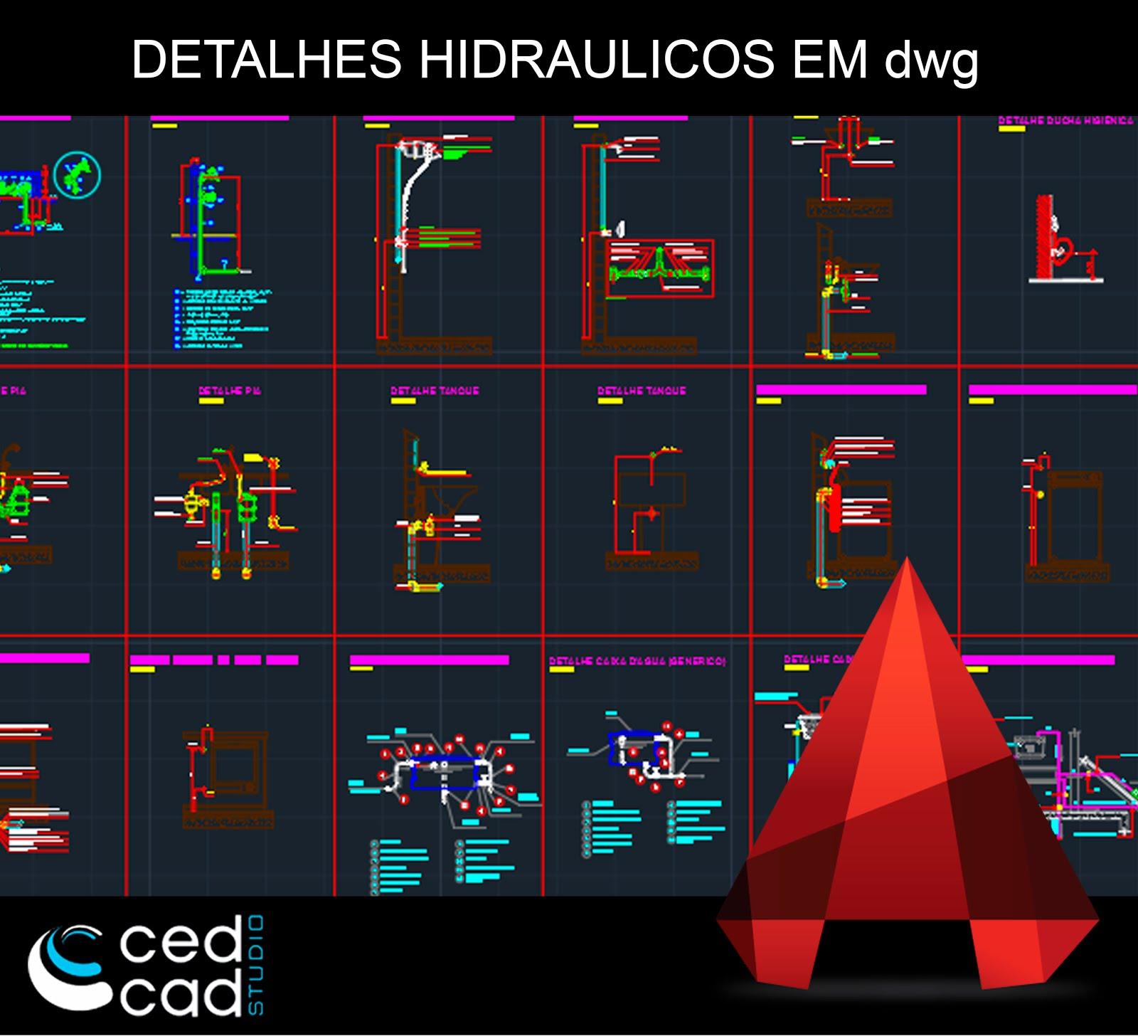 Detalhes Hidráulicos