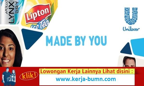 Info Lowongan Kerja UOI Training Program Unilever Indonesia